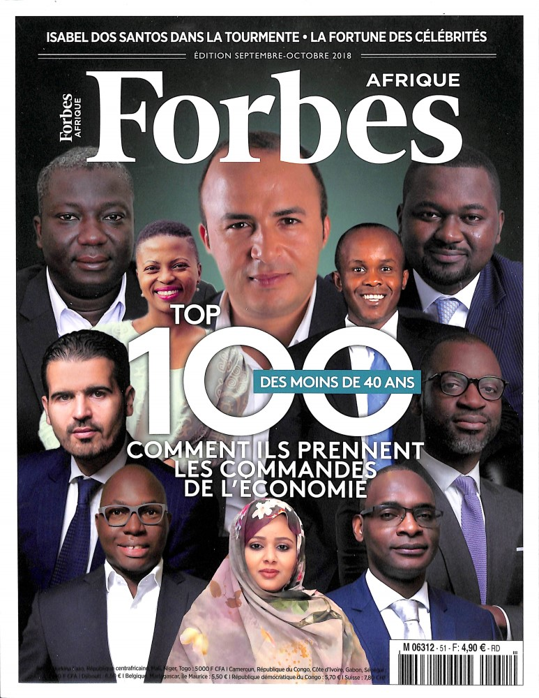 Forbes Afrique N° 50 August 2018
