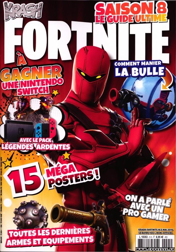Fortnite N° 9 Septembre 2019