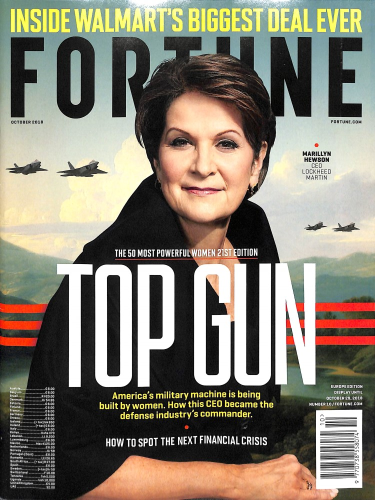 Fortune N° 1810 October 2018
