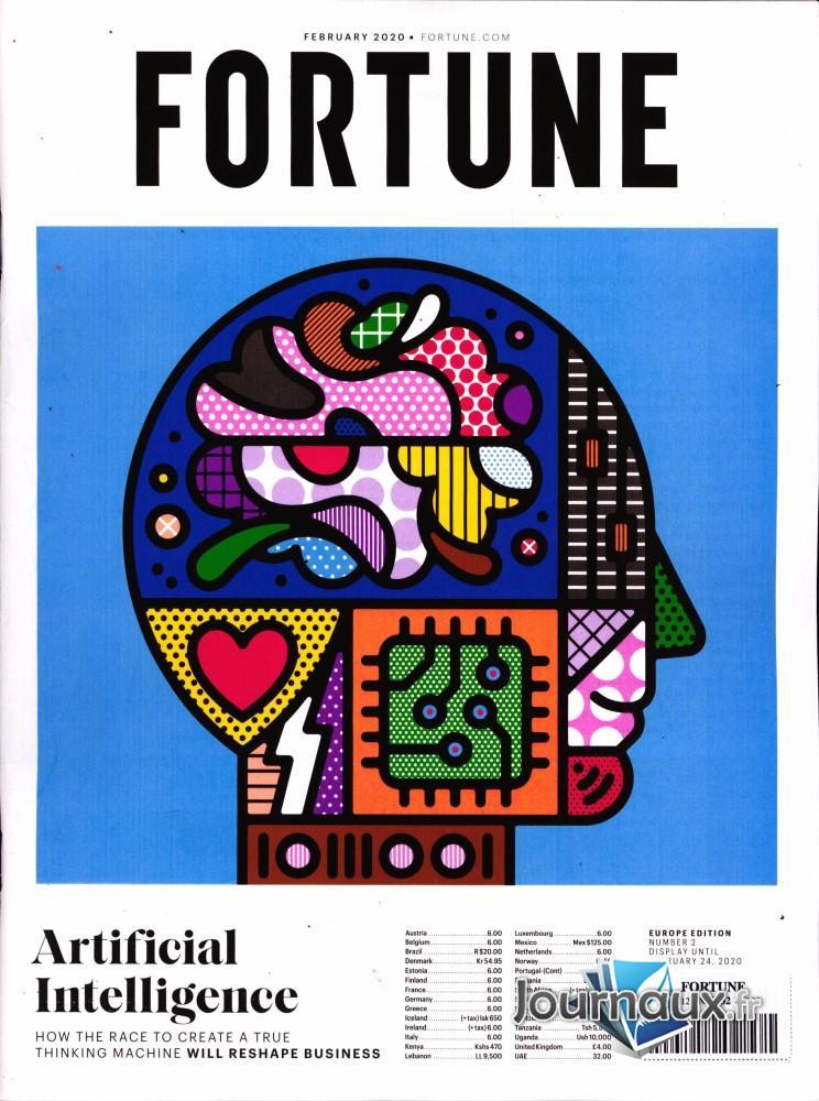 Fortune N° 2002 Janvier 2020