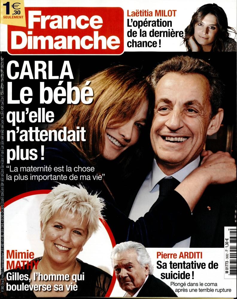France dimanche N° 3682 Mars 2017