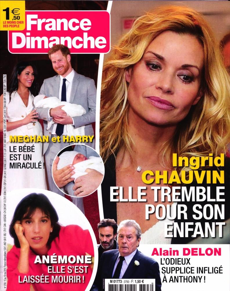 France dimanche N° 3816 Octobre 2019