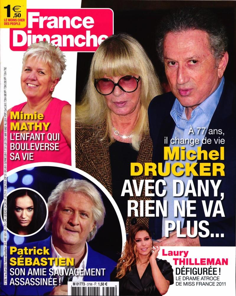 France dimanche N° 3798 Juin 2019