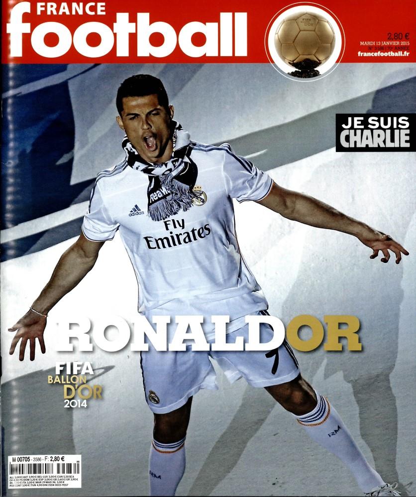 France Football N° 3684 Décembre 2016