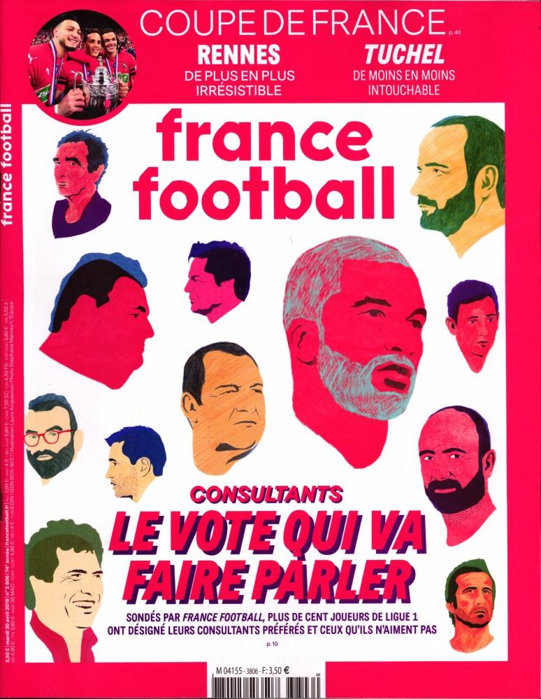 France Football N° 3830 Octobre 2019
