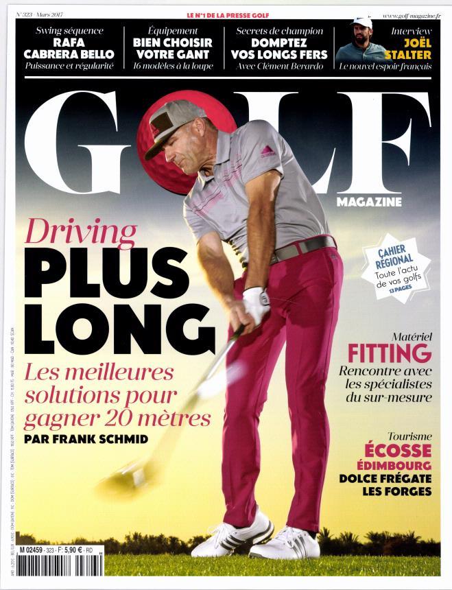 Golf Magazine N° 324 Mars 2017