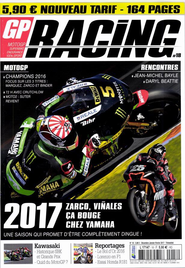 GP Racing N° 18 Novembre 2016