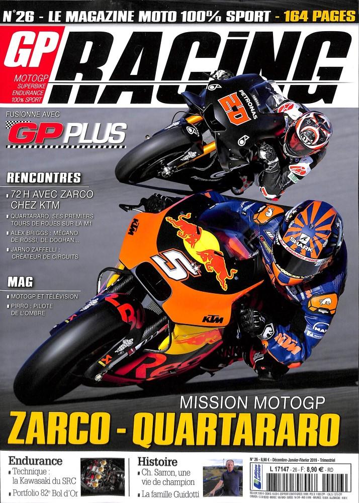GP Racing N° 26 Décembre 2018