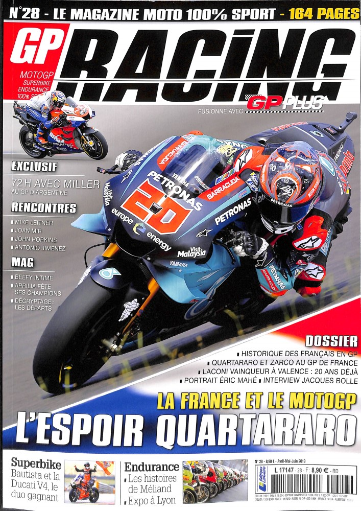 GP Racing N° 28 Avril 2019