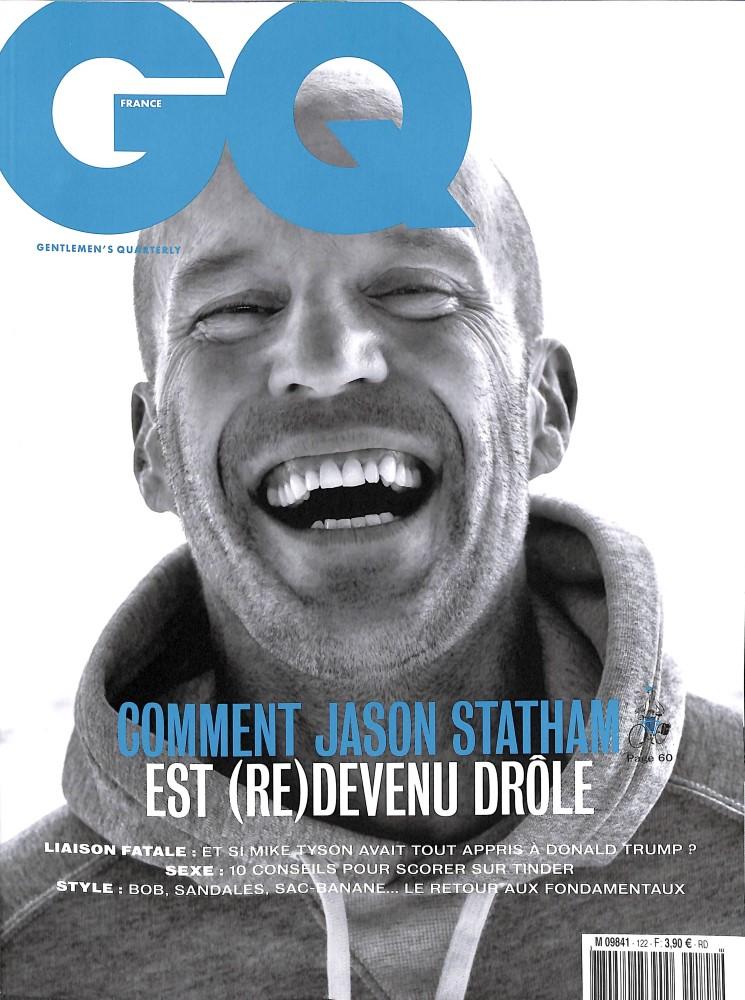 GQ Gentlemen's quarterly N° 134 Septembre 2019