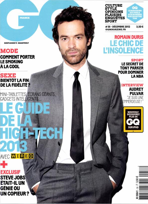 GQ Gentlemen's quarterly N° 131 Mai 2019