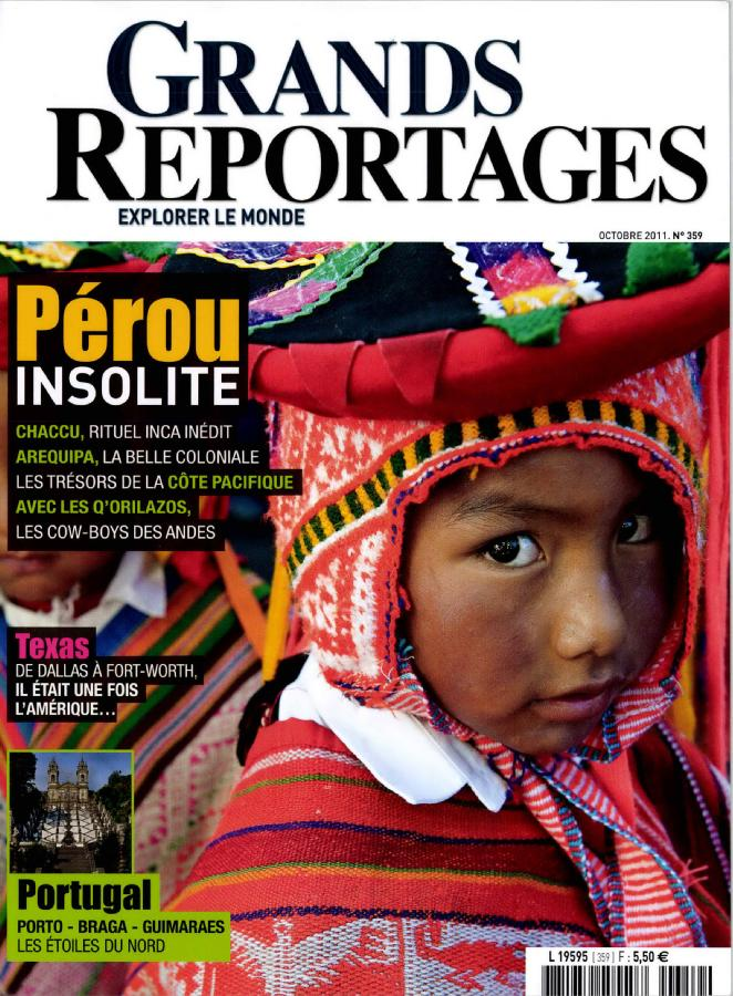 magazine grands reportages