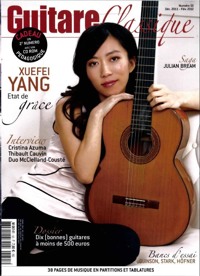 Guitare Classique N° 88 Août 2019