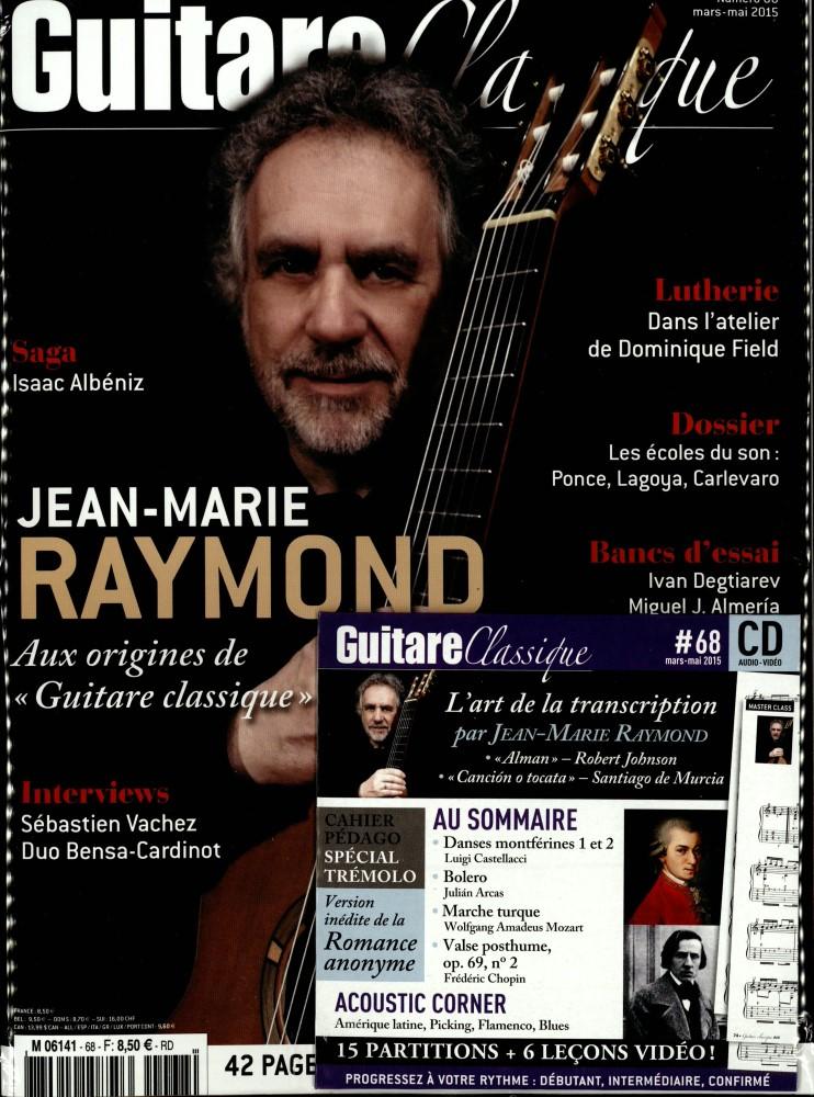 Guitare Classique N° 91 Février 2020