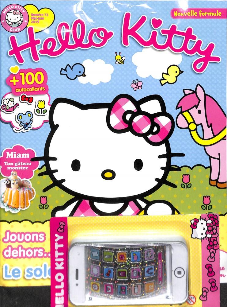 Hello Kitty club N° 73 Avril 2019