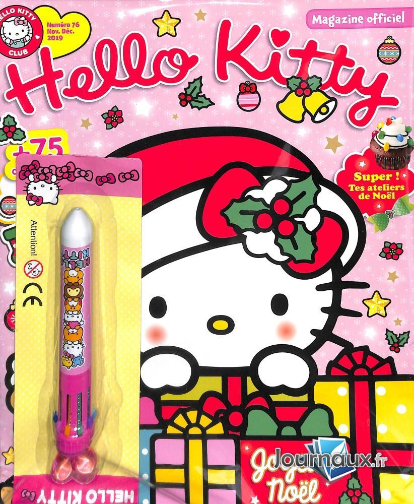 Hello Kitty club N° 76 Octobre 2019