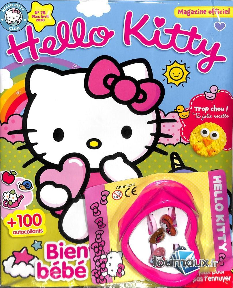 Hello Kitty club N° 78 Février 2020