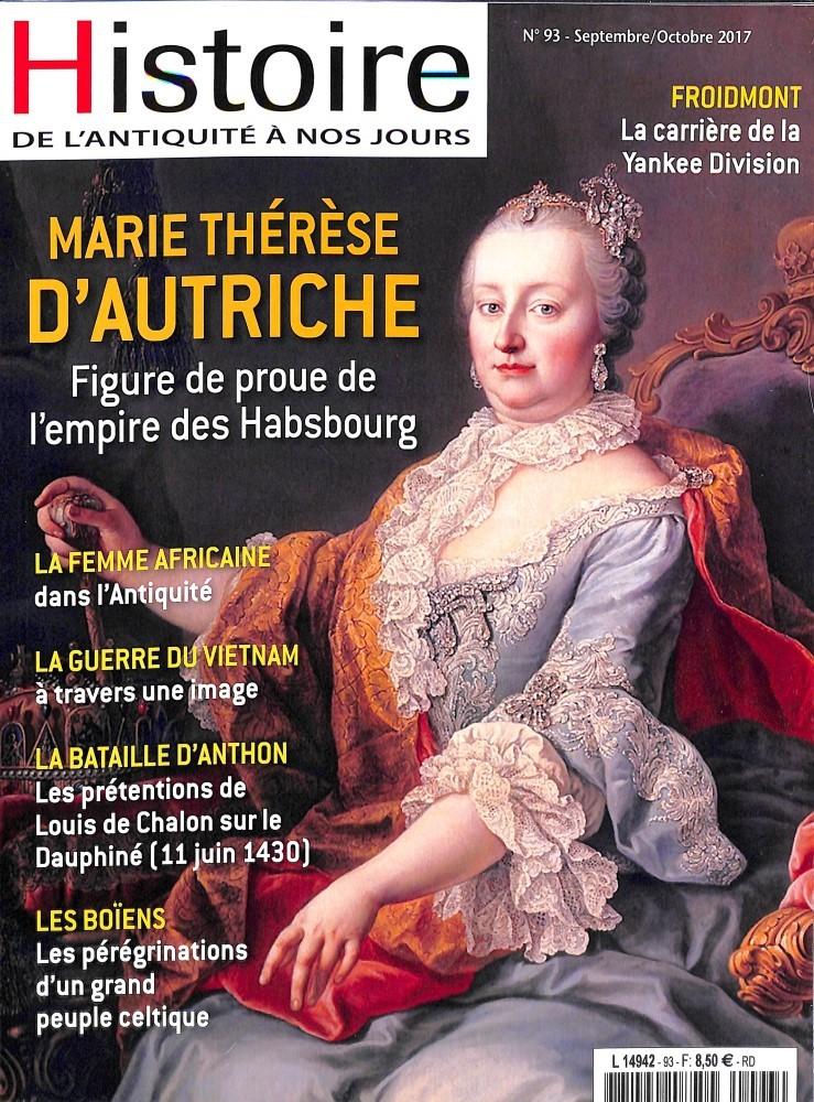Histoire antique et médiévale N° 93 Septembre 2017