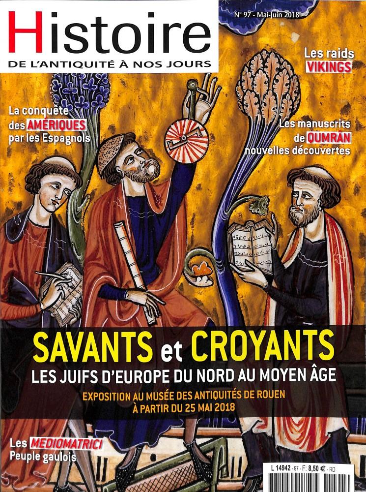Histoire antique et médiévale N° 97 May 2018
