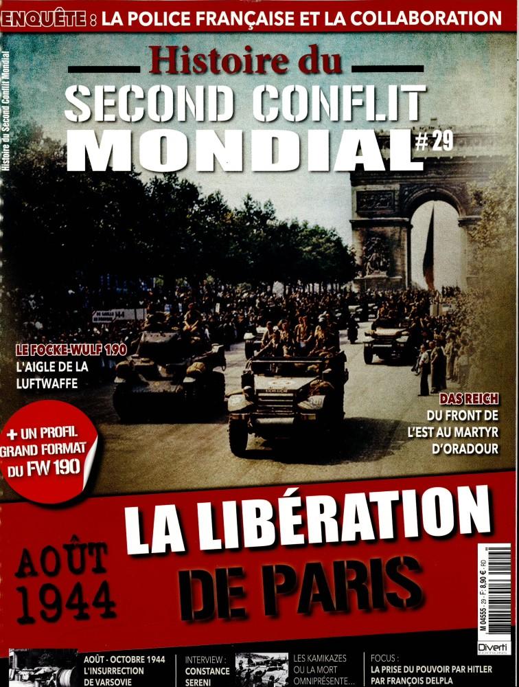 Histoire du second conflit mondial N° 46 Septembre 2019