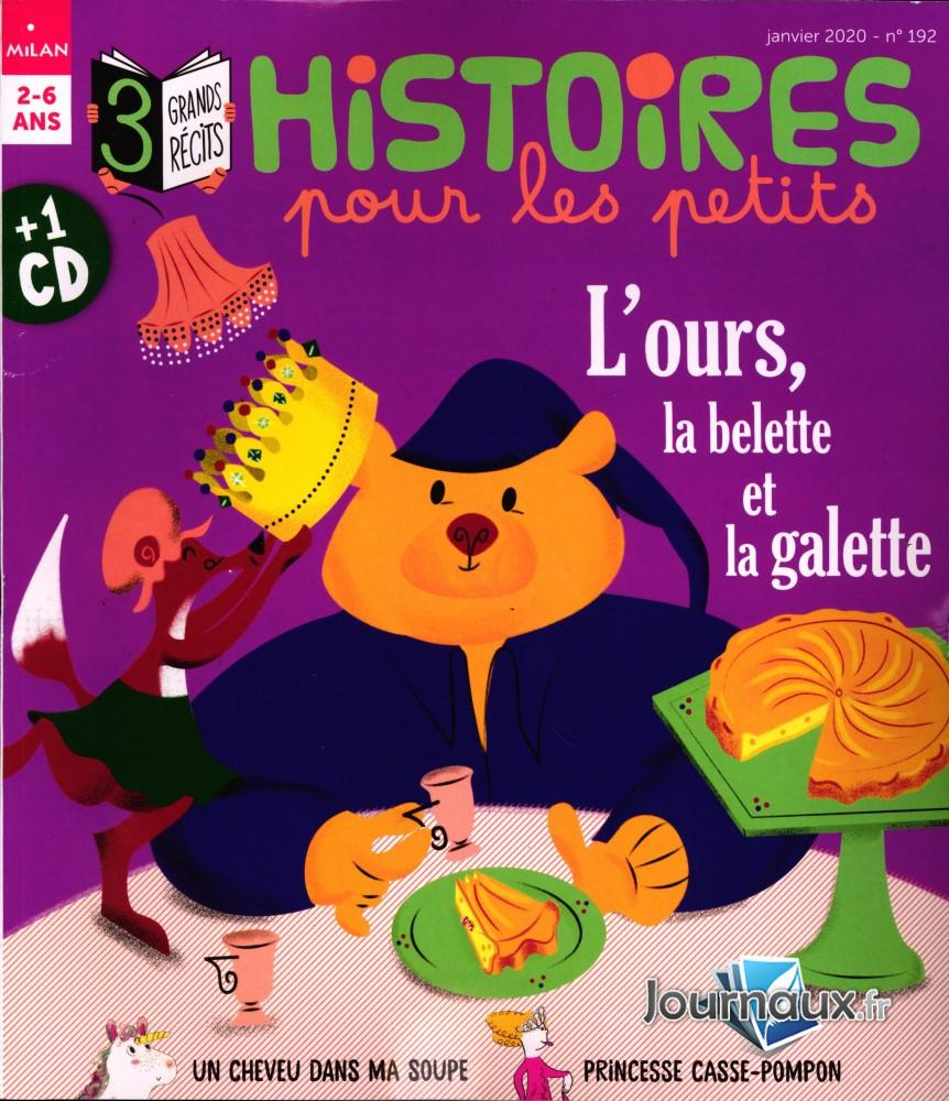 Histoires Pour Les Petits N° 2191 Novembre 2019