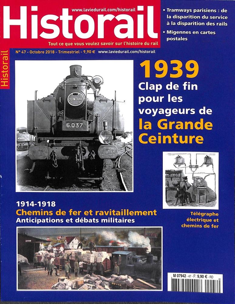 Historail N° 47 October 2018