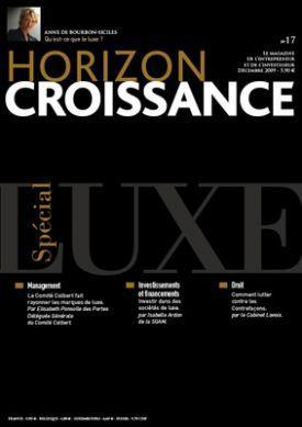 Horizon Croissance N° 18 Mars 2010