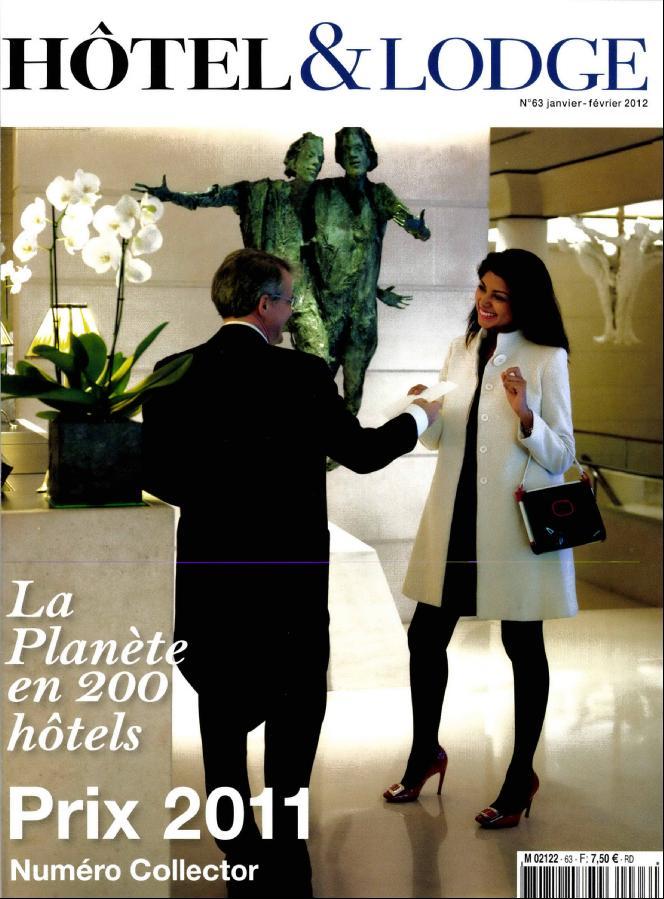 Hôtel et Lodge N° 64 March 2012