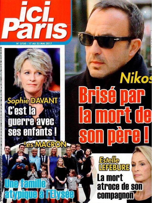 Ici Paris N° 3750 Mai 2017