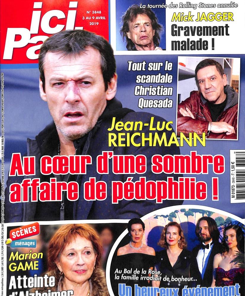 Ici Paris N° 3895 Février 2020