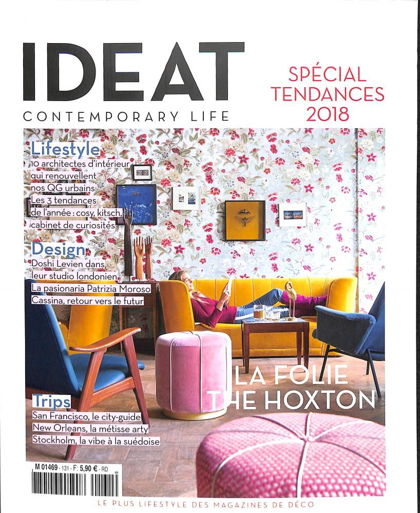 Abonnement ideat abonnement magazine par for Art decoration abonnement