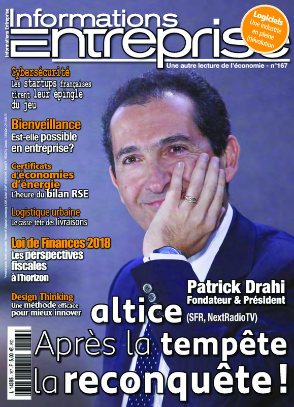 Informations Entreprise N° 166 September 2017