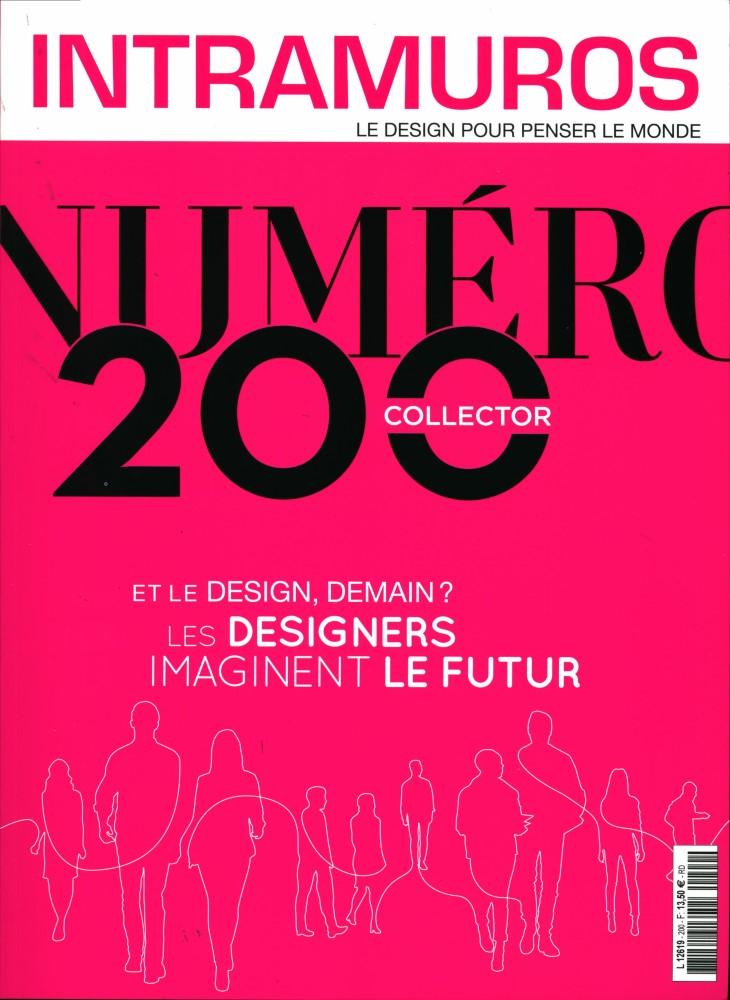 Intramuros N° 200 Juillet 2019