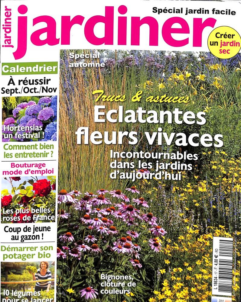 abonnement jardiner intermagazines. Black Bedroom Furniture Sets. Home Design Ideas