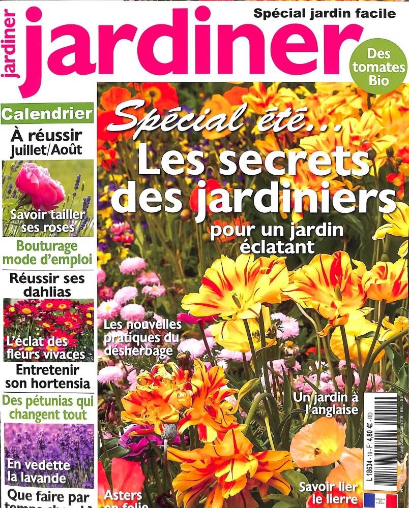 Jardiner N° 19 May 2018