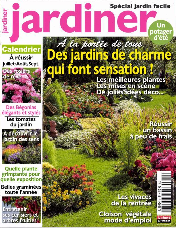 Jardiner N° 23 Mai 2019