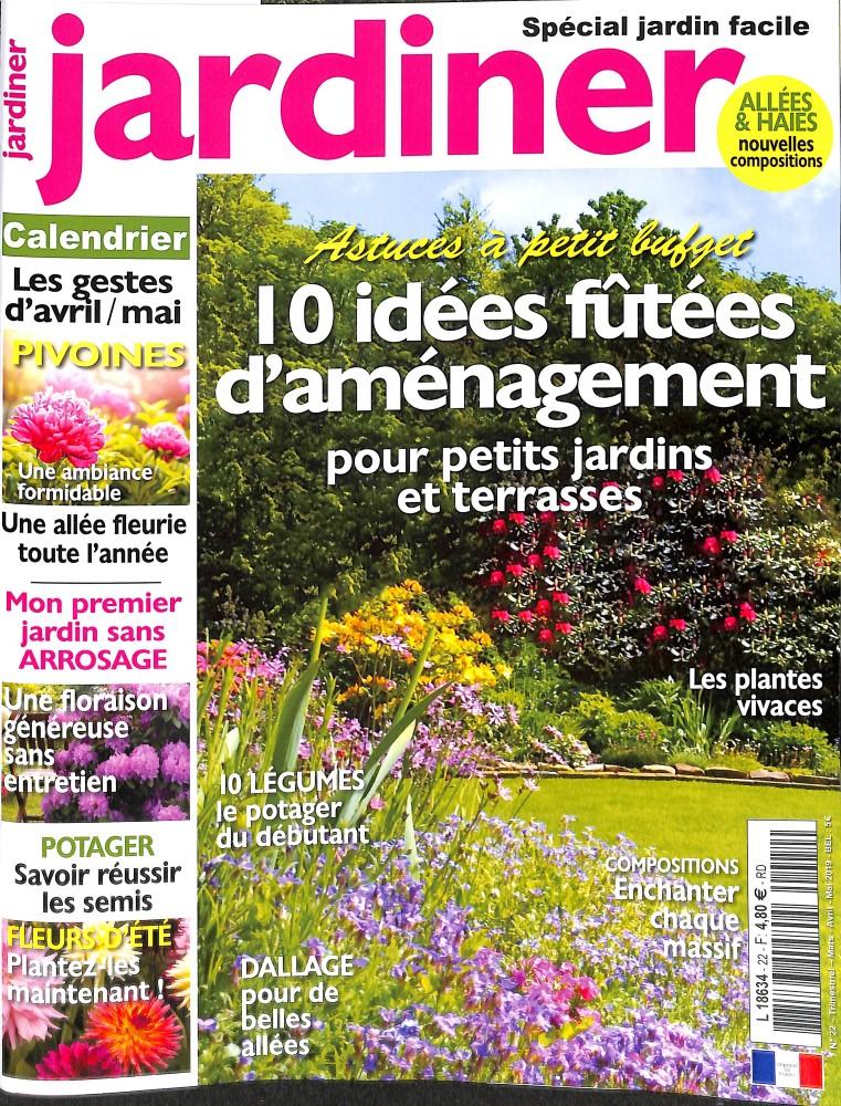 Jardiner N° 22 Février 2019