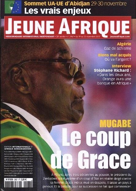 Jeune Afrique N° 3053 Juillet 2019