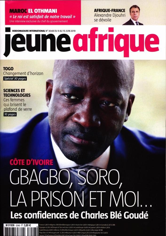 Jeune Afrique N° 3048 Juin 2019