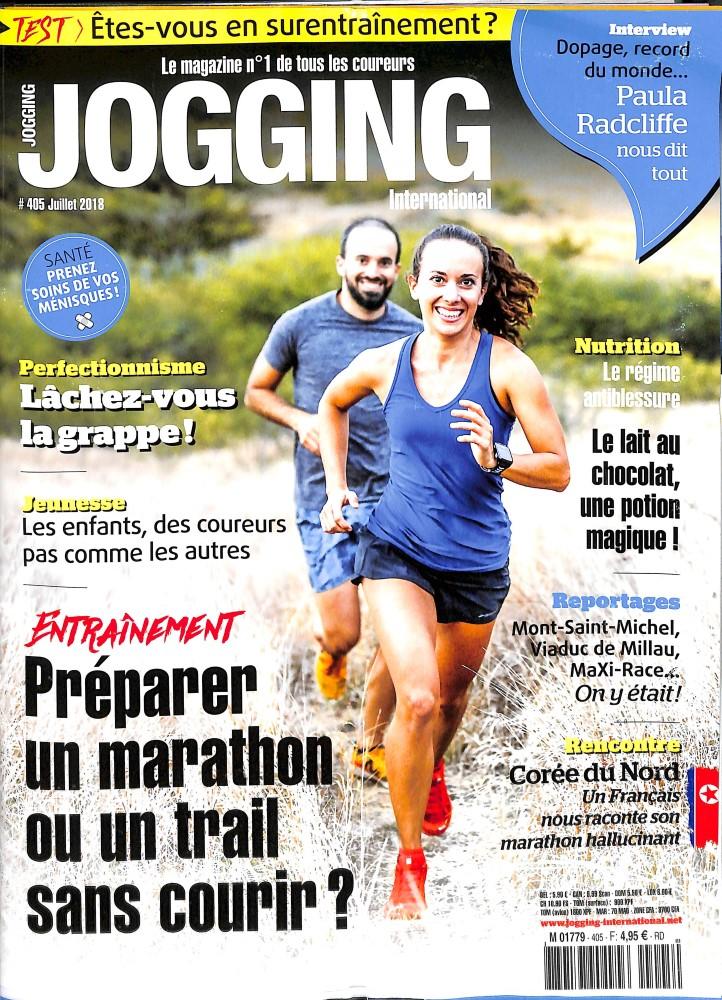 Jogging International N° 405 June 2018