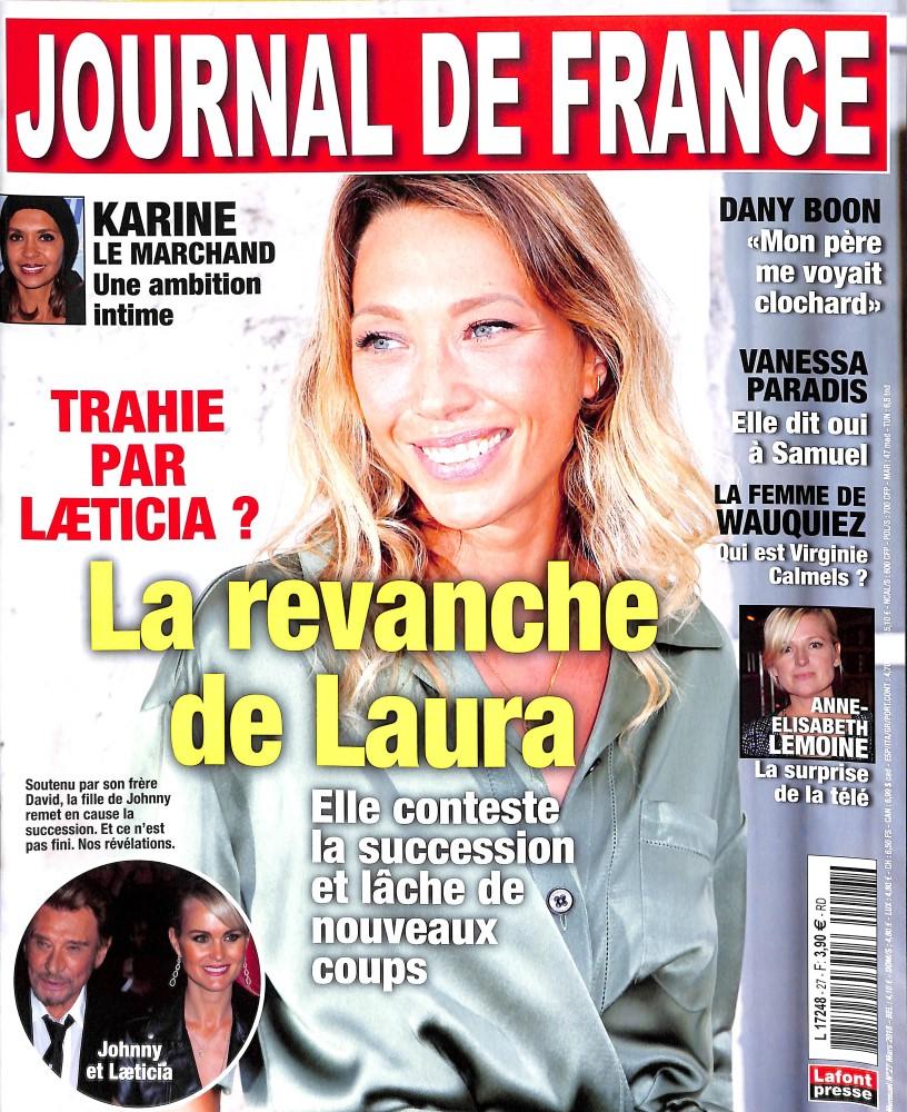 Journal de France N° 27 February 2018