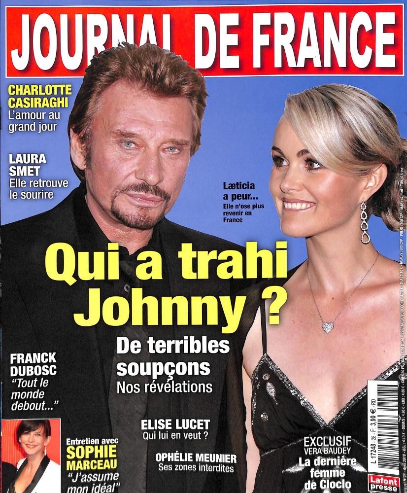 Journal de France N° 28 March 2018