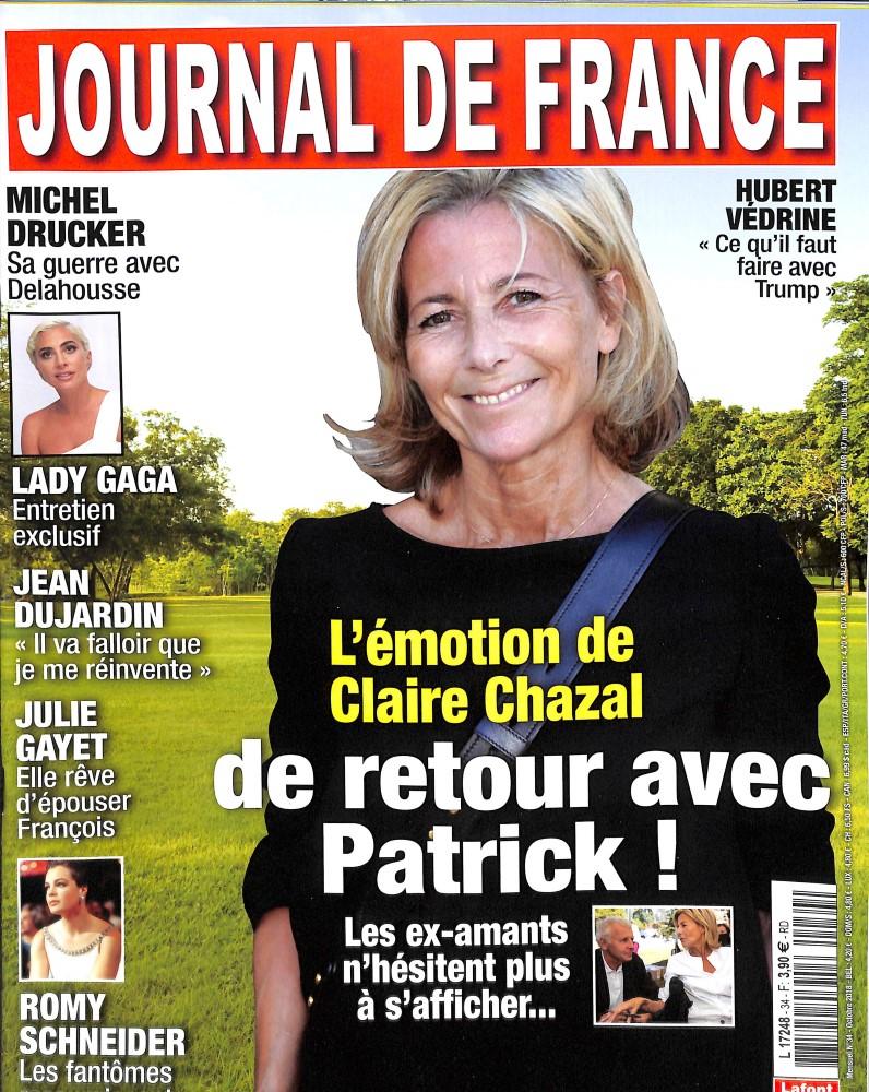 Journal de France N° 34 September 2018