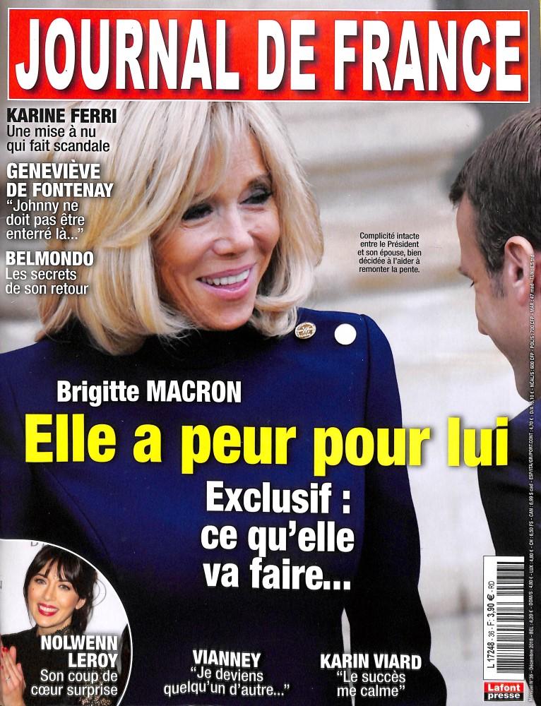 Journal de France N° 36 November 2018