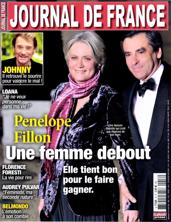 Journal de France N° 16 Mars 2017