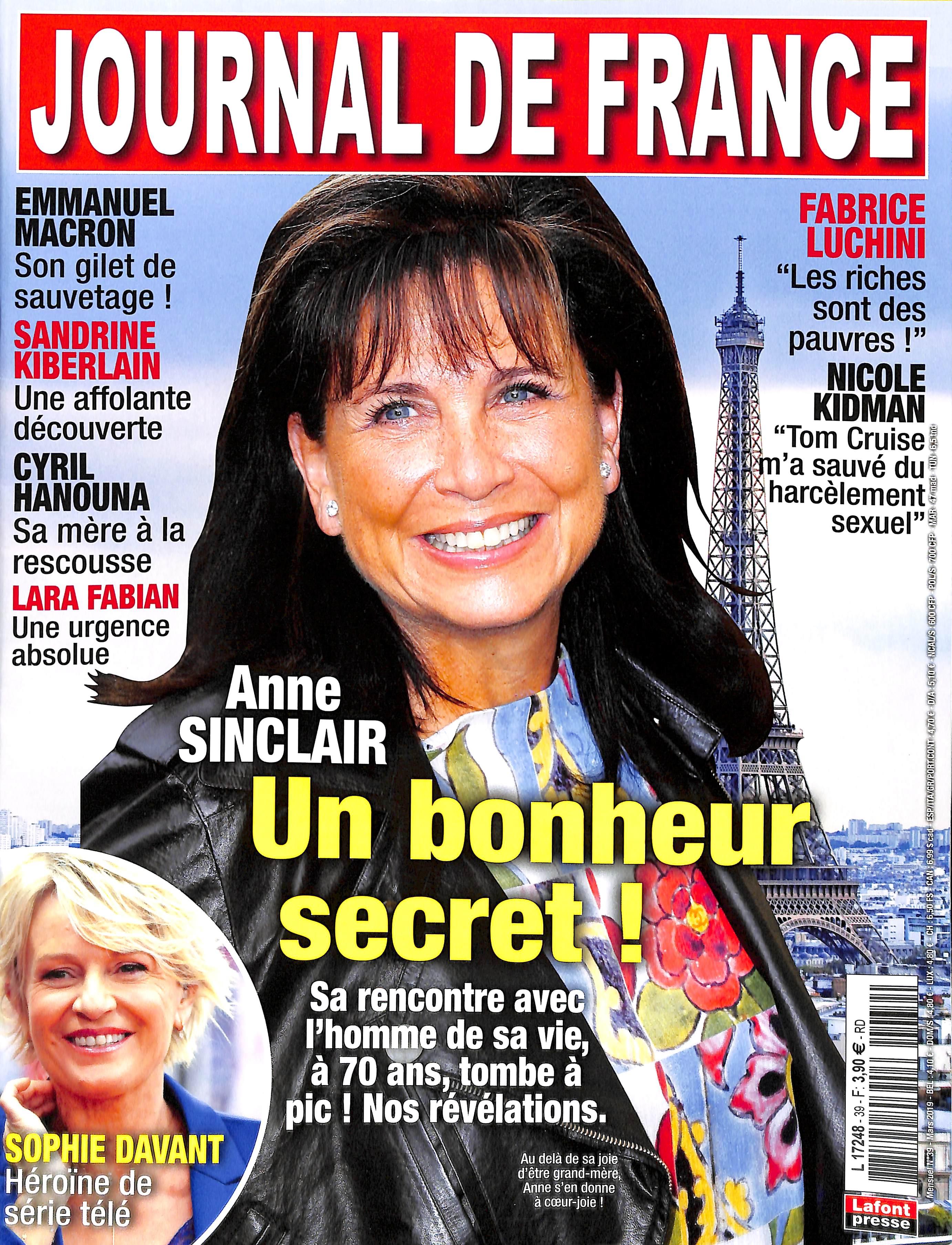 Journal de France N° 39 Février 2019