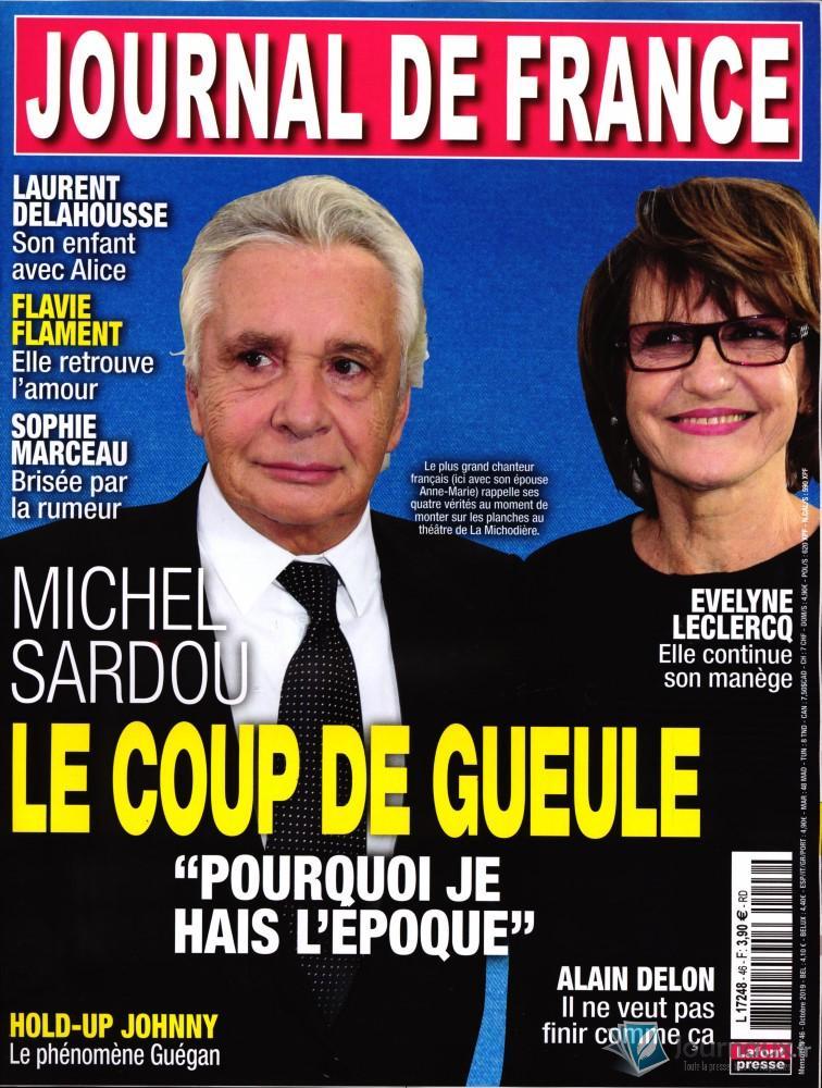 Journal de France N° 46 Septembre 2019