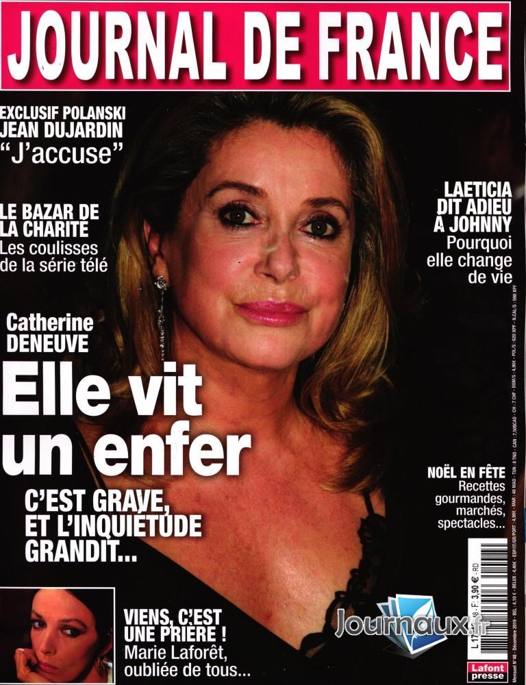 Journal de France N° 48 Novembre 2019
