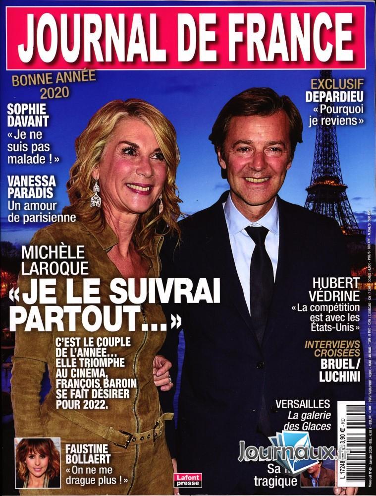 Journal de France N° 49 Décembre 2019