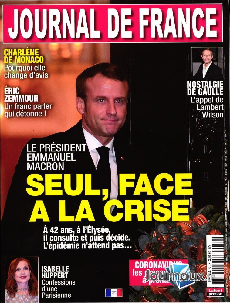 Journal de France N° 52 Mars 2020